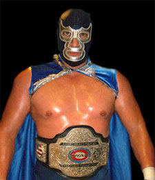 Blue Demon Vive La Lucha