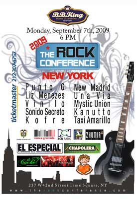 The Rock Conference
